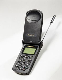 My new cell phone .... back in 1997