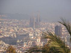 Barcelona Spain - Mediterranean Cruise 2007 - My photo