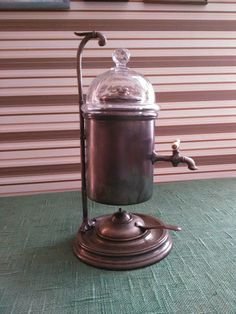 kávovar,Art.Krupp,alpaka 1900-1910