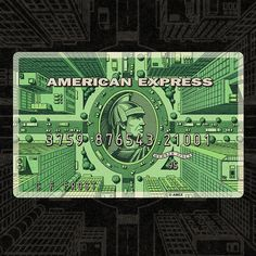 Andrew Fairclough - American Express - Handsome Frank Illustration Agency