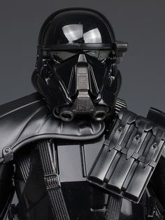 [FULL DETAILED REVIEW] Bandai x Star Wars ROGUE ONE 1/12 DEATH TROOPER: No.47 Big Size Images http://www.gunjap.net/site/?p=316260