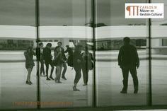 Visita al Centro Niemeyer del #MGC8ed