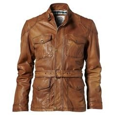 Great leather jacket...
