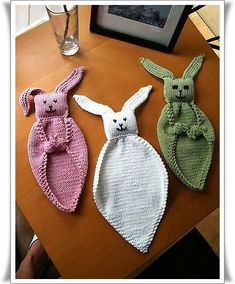 Ravelry: Bunny Blanket Buddy (knit) pattern by Lion Brand YarnRavelry: a great place to learn all about crafting using wool for knitting, crochet, and other needlecrafts. This is the Bunny Blanket Buddy - Knit pattern by Lion Brand YarnBunny blanket Baby Knitting Patterns, Knitting For Kids, Loom Knitting, Baby Patterns, Free Knitting, Crochet Patterns, Knitting Toys, Scarf Patterns, Afghan Patterns