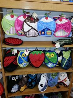 Creative potholders