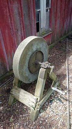 24 Best Stone Grind Wheel Images Old