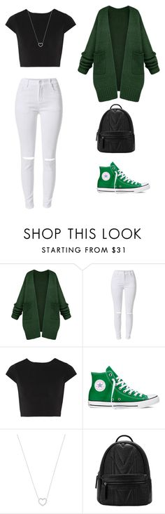 """""""Casual Outfit"""" by alina-w ❤ liked on Polyvore featuring Alice + Olivia, Converse, Tiffany & Co., women's clothing, women's fashion, women, female, woman, misses and juniors"""