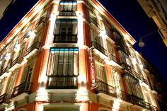 Fachada del hotel // Facade