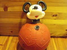 Mickey Mouse Hippity Hop, I loved this thing!!!