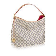 Discover Louis Vuitton Delightful MM via Louis Vuitton