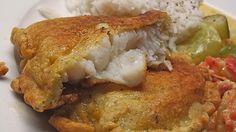 Backfisch, aber Teig für Blooming onion^^