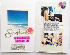 #littlesummerjoy traveler notebook by justlisa7 at @studio_calico
