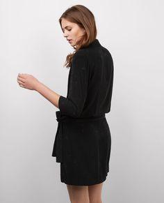 Robe femme - Robe habillée, longue, fluide   Comptoir des Cotonniers  Comptoir Des Cotonniers e86dc591159c
