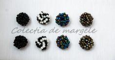 Crochet beading earrings www.colectiademargele.ro Beading, Stud Earrings, Crochet, Collection, Jewelry, O Beads, Jewellery Making, Ear Studs, Crochet Crop Top