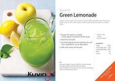 Slow Juicer Lemonade : #Kuvings Whole Slow #Juicer #Juice #Recipe : Jugo de #Trigo , Jugo de #Pimiento Kuvings Juices ...