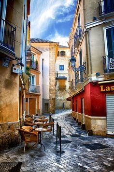 Rinconcito de mi Málaga Preciosas esas callejuelas que puedes encontrar en Málaga