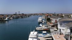 Boat Dock Homes - Channel Islands California (Oxnard) Channel Islands California, Home Channel, Boat Dock, Great Places, Life Is Good, Ocean, Homes, Entertaining, Live