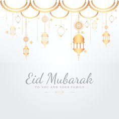 Eid Mubarak card with lanterns pattern background   premium image by rawpixel.com / Sasi Images Eid Mubarak, Eid Mubarak Pic, Eid Mubarak Messages, Eid Mubarak Quotes, Mubarak Ramadan, Eid Mubarak Greeting Cards, Eid Mubarak Greetings, Eid Cards, Happy Eid Mubarak Wishes