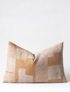Patch Cushion – susan connor new york - various sizes available