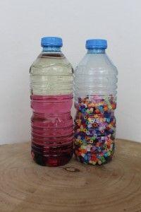 DIY: sensory bottles - Meisje Eigenwijsje <3