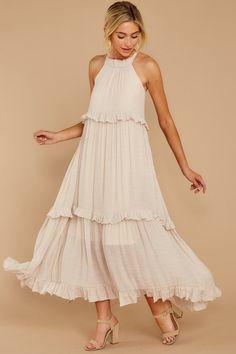 Fall Dresses, Casual Dresses, Red Summer Dresses, Formal Dresses, Floral Print Maxi Dress, Fancy Maxi Dress, White Maxi Dresses, Dress Long, Tiered Skirts