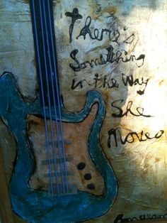 something in thw way she moves..by ron olson memphis