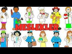 Meslekler Nelerdir? - YouTube Counseling Office, Watch V, Preschool, Family Guy, Education, Comics, Children, Youtube, Fictional Characters