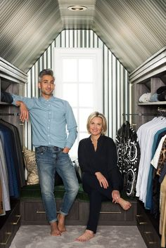 Queer Eye's Tan France Reveals His Stunning New Closet | Architectural Digest