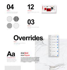 Das - Architecture (template) on Behance Business Presentation, Presentation Design, Red Color Schemes, Web Design, High Touch, Typography Layout, Portfolio Layout, Creative Industries, Design Process