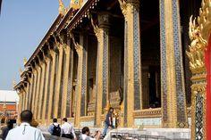 O Grande Palácio - Tailândia #voali