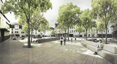 bbz (2016): Umgestaltung Innenstadt, Plettenberg (DE), via competitionline.com