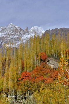 Autumn in Pakistan