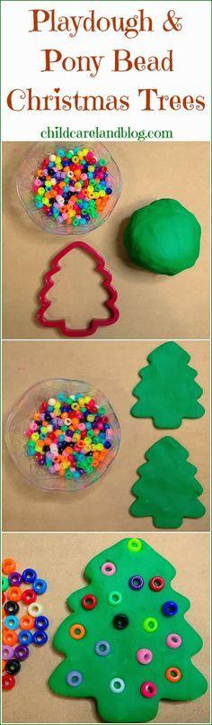 christmas preschool math center games - Google Search