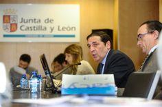 YA TENÉIS DISPONIBLES LOS NUEVOS CONTENIDOS DE LA REVISTA DE CASTILLA Y LEÓN JUNTO AL TEMA DESTACADO DE LA SEMANA, ESPERAMOS SEAN DE VUESTRO INTERÉS. http://revcyl.com/www/index.php/sanidad/item/2738-sanidad-equilibra-las-cargas-asistenciales-con-el-cambio-de-zona-de-73-m%C3%A9dicos-pero-no-convence-a-las-organizaciones-agrias