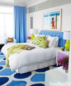 Bedroom+Inspiration:+Over+100+Interior+Design+Ideas  - HarpersBAZAAR.com