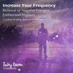 Increase your Engery - remove negative energy now available in our Shop Removing Negative Energy, Fairy Queen, Meditation, How To Remove, Healing, Concert, Music, Shop, Musica