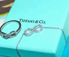 a piece of infinity jewelry from tiffany's: hopefully, i'll save up enough money one day to get one :)
