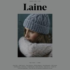 Laine Nordic Knit Life 4 Now available for pre order, Knitting, tricot, www.macasdamor.com