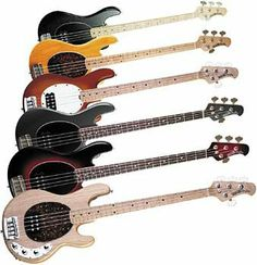 I own one of these & am so completely happy & satisfied with my purchase! It sounds amazing!Music ManStingRay 4-String Electric Bass Guitar