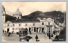plaza de Bolivar 1930