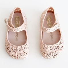 Zig Zag Mini Melissa Campana Shoes