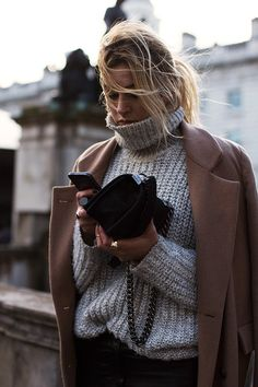 On The Street…. The Blondes of London, London - The Sartorialist