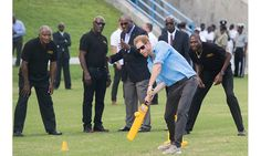 Prince Harry kicked off his two-week tour of the Caribbean on Sunday afternoon. The royal will start his visit in Antigua and Barbuda before heading to Barbados, St Kitts and Nevis, St Lucia, St Vincent and the Grenadines and Grenada.<br><p>Click through to see some of Harry's most memorable moments so far ...