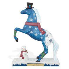 Trail of Painted Ponies Jack Frost Figurine 4046333 horse 2015 NIB