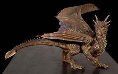 Dragonheart final maquette