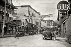 Old Photo of Hardwick Vermont 8x12 by VintageShowcase on Etsy, $9.00