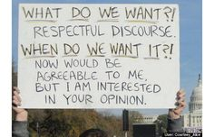 31 Hilarious Times Protestors Came Up With Devastatingly Funny Signs (Slide #52) - Offbeat