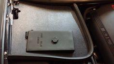 1997/2004 C5 Corvette Z06 Battery Den Cover