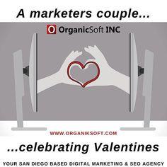 #OrganicSoftINC wishes you Happy #ValentinesDay!⠀ Contact us: marketing@organiksoft.com #Smallbusiness #DigitalMarketing #SEO #OrganicSoftINC #SmartMediaAgency #SanDiego #California Seo Marketing, Digital Marketing, Seo Agency, Are You Happy, San Diego, California, Instagram Posts