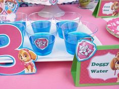 Skye PAW Patrol Birthday PartyIf you are a mom to a toddler who loves pups as much as I do, you most likely have a PAW Patrol fan at home. Recently I helped a